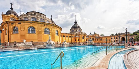 Hotel Benczúr*** v centre Budapešti len 13 minút pešo od slávnych kúpeľov Széchényi / Maďarsko - Budapešť