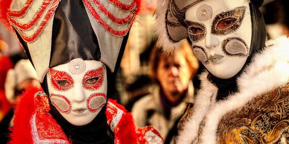Benátsky karneval a Verona, mesto večnej lásky Rómea aJúlie/Taliansko – Benátky