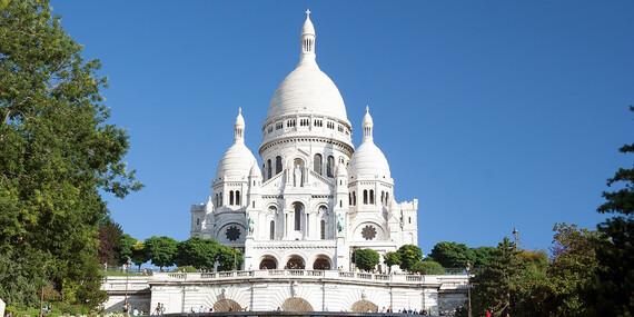 Romantický Paríž s možnosťou návštevy Disneylandu/Francúzsko - Paríž