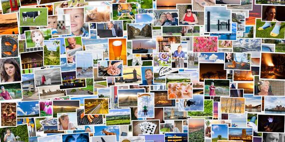 Profesionálna tlač fotografií - dotknite sa vašich zážitkov/Slovensko