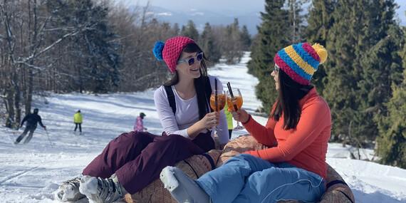 Celodenný skipas v Snowparadise Veľká Rača Oščadnica/Veľká Rača - Oščadnica