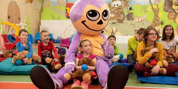 Detský denný alebo týždenný tábor v Mixiland Eurovea/Bratislava – Eurovea