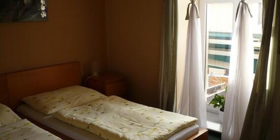 Relaxačný pobyt v penzióne Hurikán pre dvoch s raňajkami alebo polpenziou, wellness, masážou a platnosťou až do októbra 2019/Česko - Vysočina - Havlíčkov Brod
