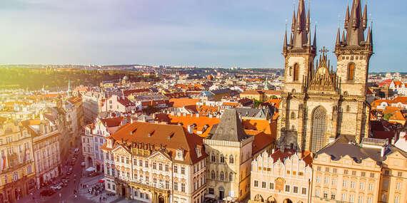 Moderné apartmány len 300 m od Staromestského námestia a 500 m od Karlovho mosta/Praha - Česko