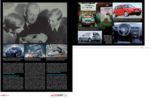 Predplatné časopisu Auto Motor a Šport - 12 alebo 6 časopisov.