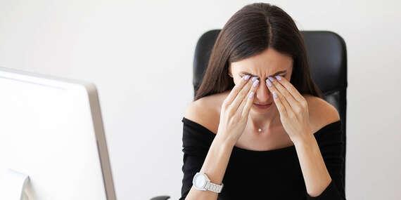 Na unavené či suché oči vám pomôže program Eyeblink/Slovensko