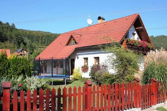 Prázdninový domček Bôrka