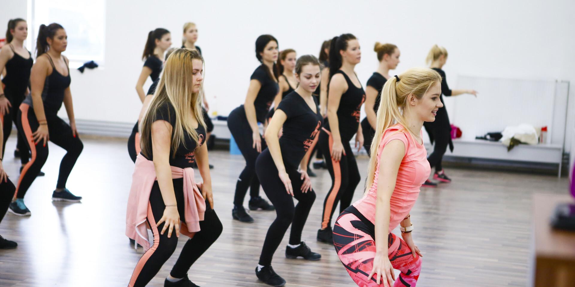 Perfektná postava vďaka tanečnému kurzu v Bailadora Dance Group (lektor aj z Venezuely)