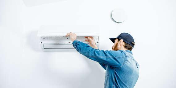 Prehliadka, čistenie a dezinfekcia klimatizácie profesionálmi z Klima LG/Bratislava