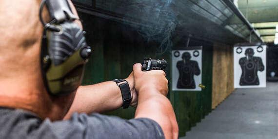 Zážitková streľba z krátkych aj dlhých zbraní v strelnici Delta – jedinej svojho druhu v širokom okolí/Zvolen