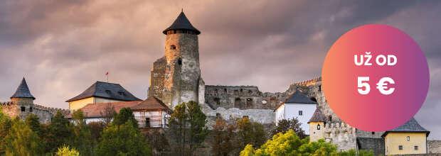 Lubovniansky hrad a skanzen - vstup