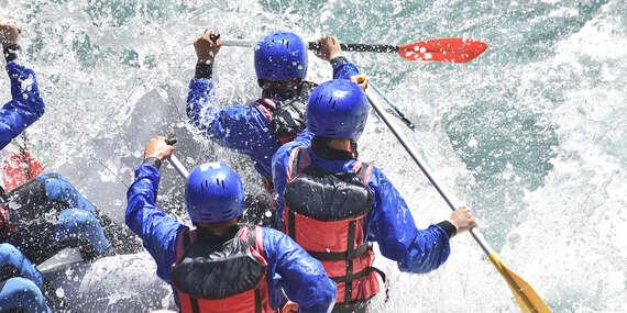 Zažite adrenalínový rafting na najkrajšej rieke v SR rieke Belá, rafting na olympijskom kanáli na Liptove alebo pokojný splav Váhu / Liptovský Mikuláš