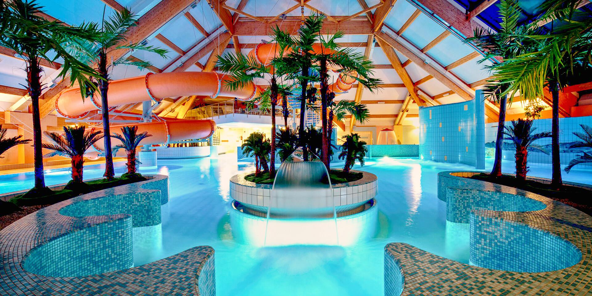 Poľský aquapark Olza hneď vedľa lyžiarskeho svahu a s výnimočne dlhou platnosťou