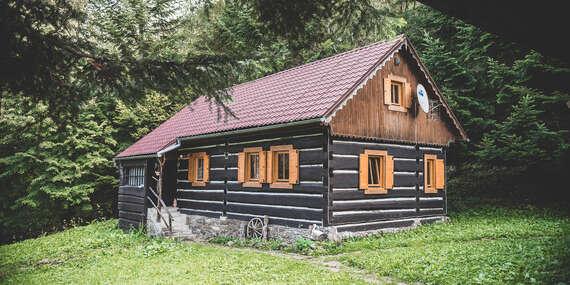Celá chata Starý Mlyn so saunou pre max. 12 ľudí len 3 km od Chodníka korunami stromov / Veľká Franková