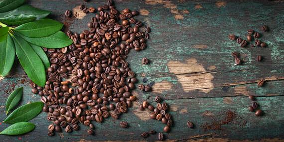 Výberové kávy z najlepších kávových oblastí z celého sveta – od Brazílie až po Etiópiu/Slovensko