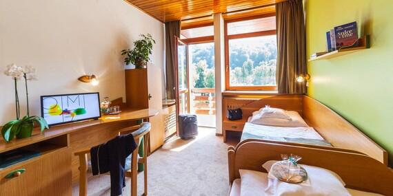 Intenzívny relaxačný balíček s pobytom v hoteli Flóra*** v Trenčianskych Tepliciach/Trenčianske Teplice