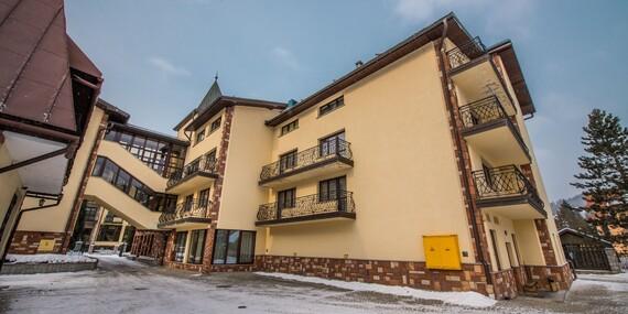 Dovolenka na krásnom mieste s ubytovaním a mini SPA v poľskom hoteli Beata***/Poľsko - Muszyna Zlockie
