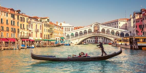 Kúzelné Benátky s ubytovaním pre 2 dospelých a až dve deti do 17 rokov zdarma/Taliansko - Benátky