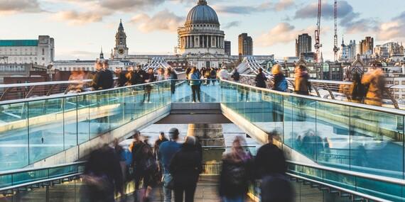 Zájazd do kúzelných štúdií Harryho Pottera a za najväčšími pamiatkami Londýna/Londýn