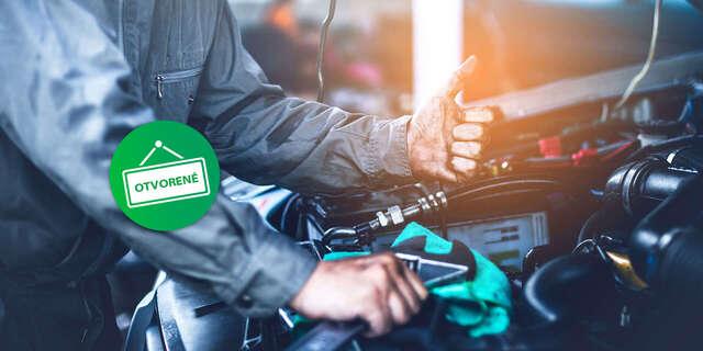 Autoservis BARNY: Výmena oleja a olejového filtra