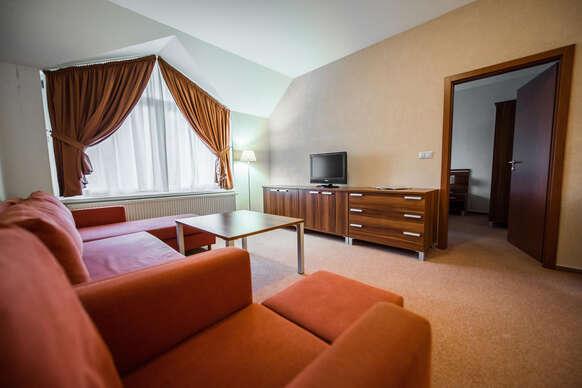 Last minute lyžovačka a wellness na Spiši v Hoteli Plejsy Spa & Fun Resort ***.