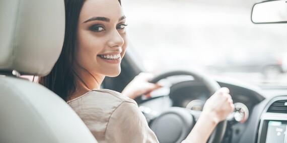 Kondičné jazdy s autoškolou Active - získajte istotu za volantom aj v hustej premávke či pri parkovaní/Bratislava – Rača