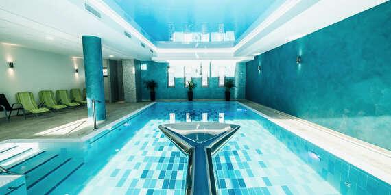 Wellness pobyt v hoteli Panorama**** v centre Trenčianskych Teplíc s dlhou platnosťou / Trenčianske Teplice