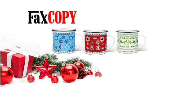 Kolekcia plechových hrnčekov s motívmi pre celú rodinu s osobným odberom ZADARMO až v 39 predajniach FaxCOPY/Slovensko