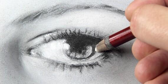 Poznejte sami sebe v jiném světle ve víkendovém kurzu kreslení pravou mozkovou hemisférou/ČR
