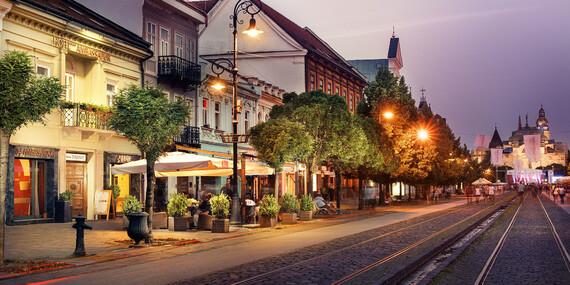 Biznis pobyt pre 1 osobu s raňajkami, vstupom do wellness a parkovaním v cene / Košice - Staré Mesto