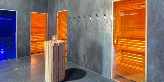 Až 120 minút vo wellness pre dvoch s fľašou sektu v rekreačnom stredisku Marina Liptov/Liptov – Liptovská Mara