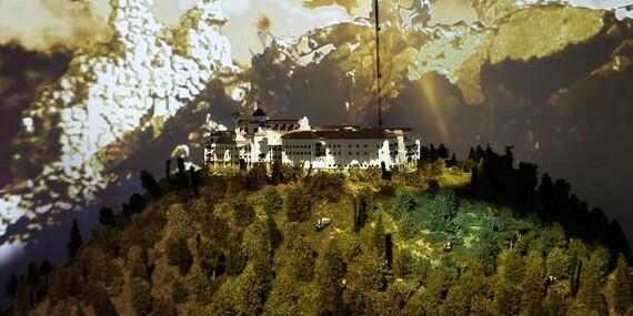 Interaktívny HistoryLand z milióna kúskov LEGA - vzrušujúci zážitok pre celú rodinu/Poľsko - Krakov